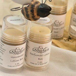 Beehive Perfumed Lotion Bar - Kumquat